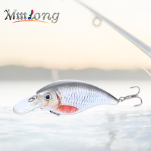 Mmlong 9cm Artificial Fishing Lures Hard Bait AH07B 16.3g Pike Crankbaits With Hooks Floating Wobblers Fishing Tackle Pesca