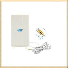 4G lte antenna 49dBi CRC9 For huawei Vodafone K5007, EC3372, E3372 4G LTE FDD/TDD MODEM free shipping unlocked huawei e3372 e3372h 607 4g lte usb dongle usb stick with crc9 antenna e3372 usb modem