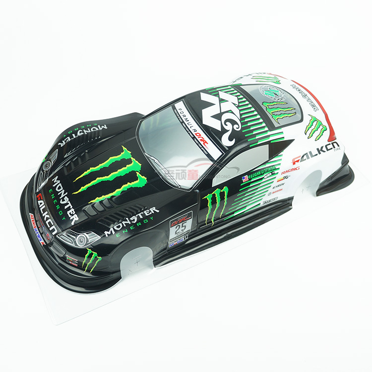 S049 1/10 1:10 PVC painted body shell for 1/10 RC hobby racing car 2pcs/lot free shipping s038 1 10 1 10 pvc painted body shell for 1 10 rc hobby racing car 2pcs lot free shipping