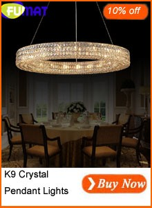 Cyrstal Pendant Light