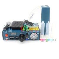 1 шт. Авто цифровой клеераздаточное инструмент паяльная паста капля жидкости машина 220 В