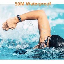 Amazfit IPS Touch Screen Heart Rate Monitor Fitness Tracker 50M Waterproof Smart Watch