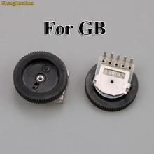 ChengHaoRan 30 sztuk przełącznik głośności przycisk do Gameboy Classic dla GB klasyczne DMG płyta główna potencjometr