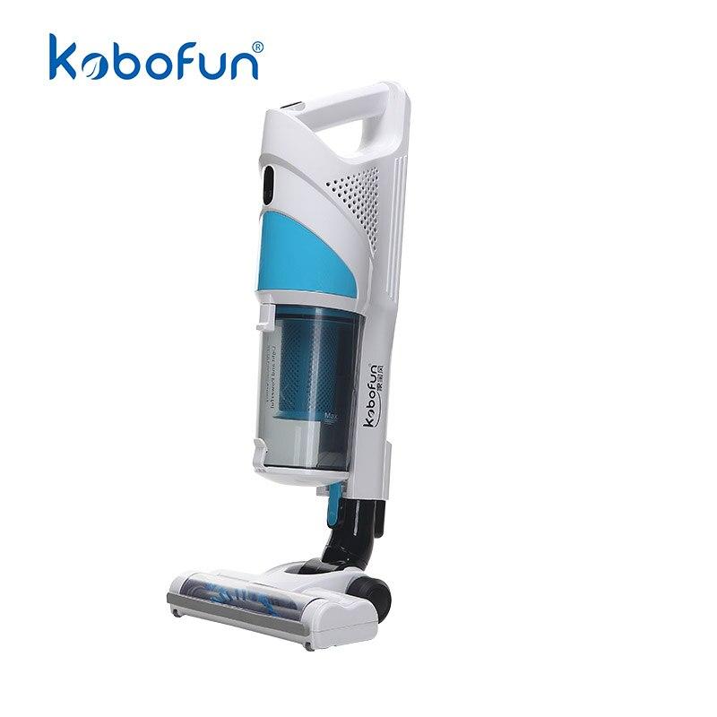 cordless handheld home vacuum cleaner blue ultra quiet wireless aspirator lithium charging. Black Bedroom Furniture Sets. Home Design Ideas