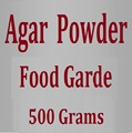 500 Grams / bag Agar Powder Food Grade Gels Thickener Medium Special Glue Health Products