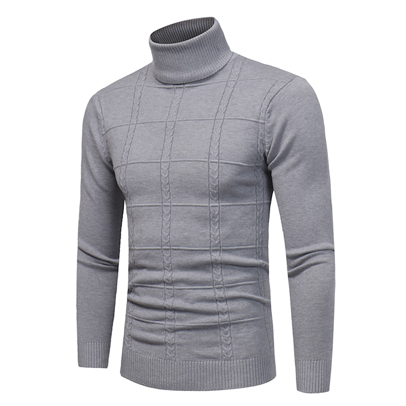 2017 New Autumn Men Clothes Fashion Casual Long Sleeve Male Pullovers Solid Slim Fit Men ...