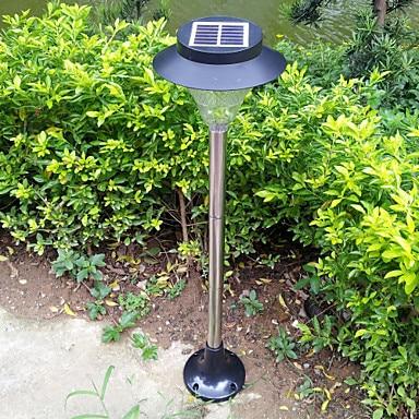 Luminaria Luz LED Solar Lights Garden Lamp,Solar Power Led Lawn Light Outdoor Lighting Free Shipping free shipping crack ball solar lamp vintage garden lawn colorful led light solar charging panel lamps1004