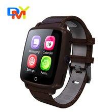 Bluetooth Smart Uhr Mode Lässig Android Uhr Digitale Sport Handgelenk GEFÜHRTE Uhr Paar Für iOS Android Telefon U 11C Smartwatch