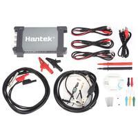 Hantek 6254BE цифровой осциллограф USB PC Osciloscopio 4 канала 250 МГц полоса пропускания автомобильные осциллографы
