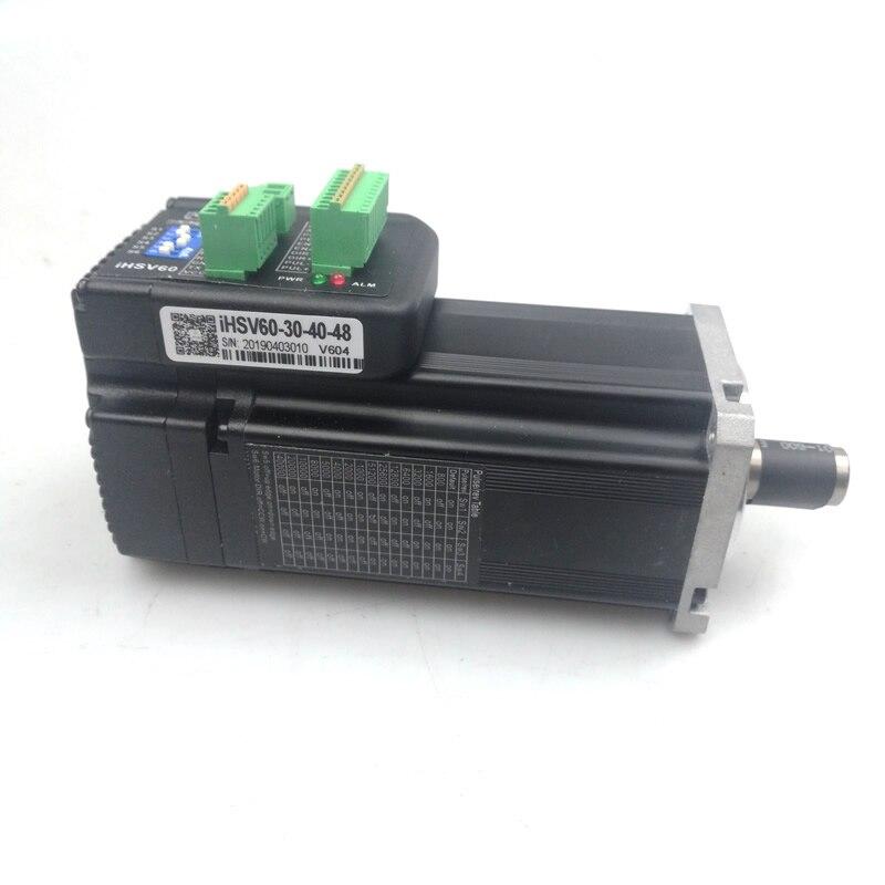 JMC 48V 400w servo motor set permanent magnet small machine 3000rpm 1.27NM, communication speed: 9.6Kbps V603 upgrade V604-in Stepper Motor from Home Improvement    1