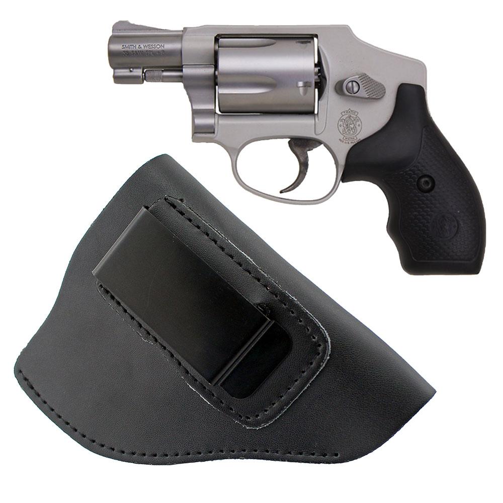 Ultimate cuero PDI pistolera para la mano derecha más J Marcos. 38 ...