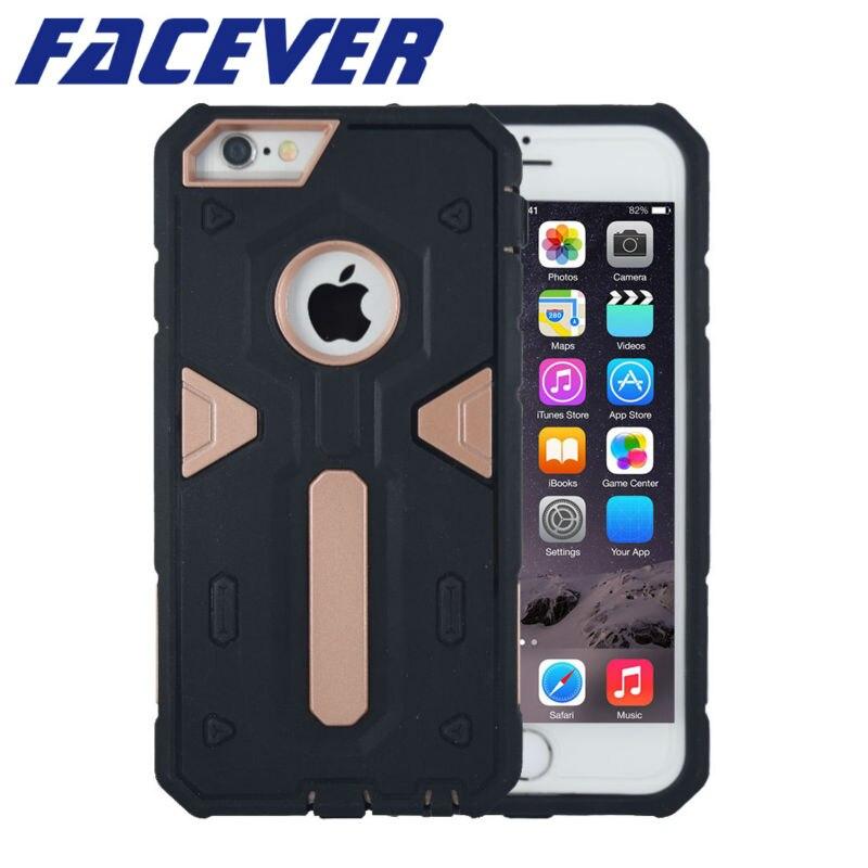 Luxury Shock Proof Case for Apple iPhone 6 Plus / 6S Plus 5.5 - Բջջային հեռախոսի պարագաներ և պահեստամասեր - Լուսանկար 5