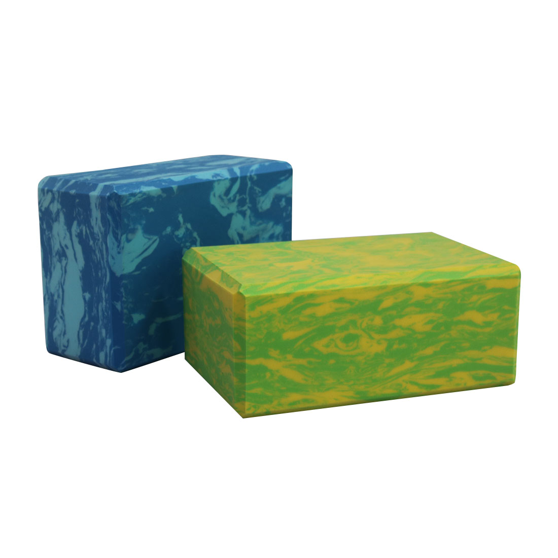 где купить 23*15*9.6 CM Camouflage EVA Yoga Blocks Brick Strength Flexibility Pilates Yoga Block gym exercise fitness equipment дешево