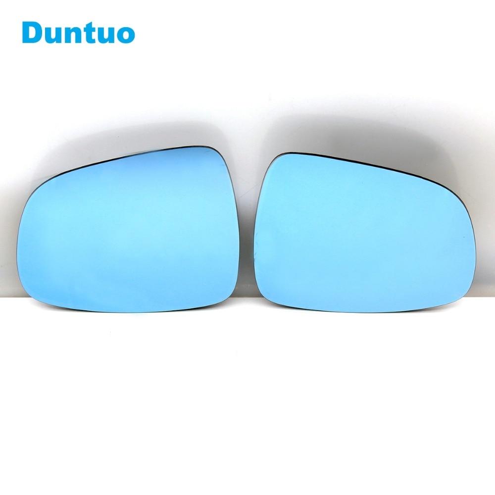Blue Mirror Rearview Mirror Glare Proof Mirror Turn Signal Lamp Heated Rearview Mirror For Suzuki SX4