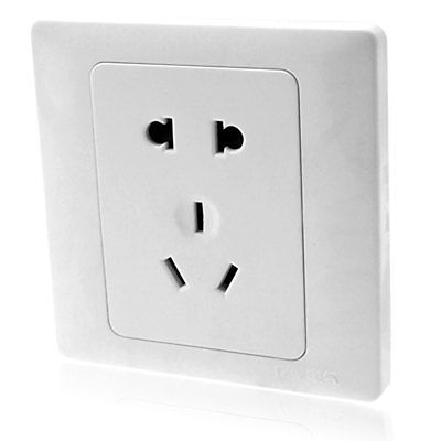 3 Pin Australian 2 Pin US Socket Outlet Wall Plate Wallplate