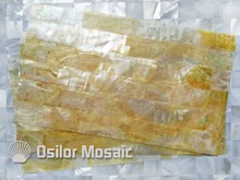 AAA grade natural yellowlip mother of pearl shell laminate for musical instrument and furniture inlay