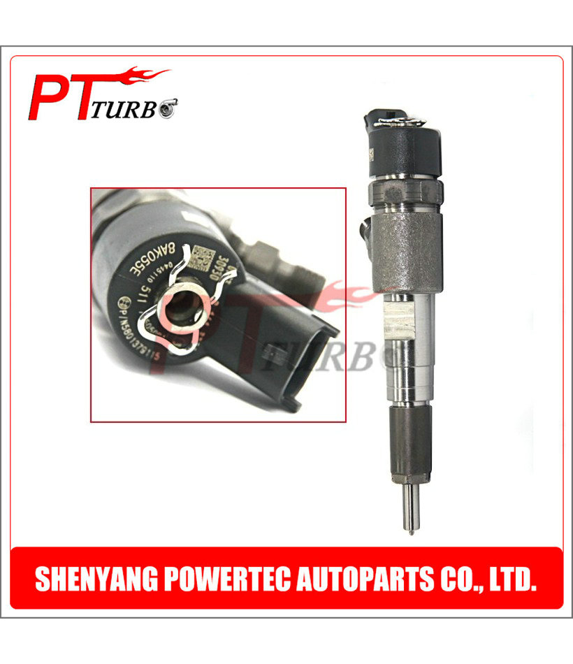 US $133 3 |For Iveco 0445110511 common rail injector Nozzle DLLA 150 P  2339, Fuel inection 0 445 110 511, engine diesel injektor-in Fuel Injector  from