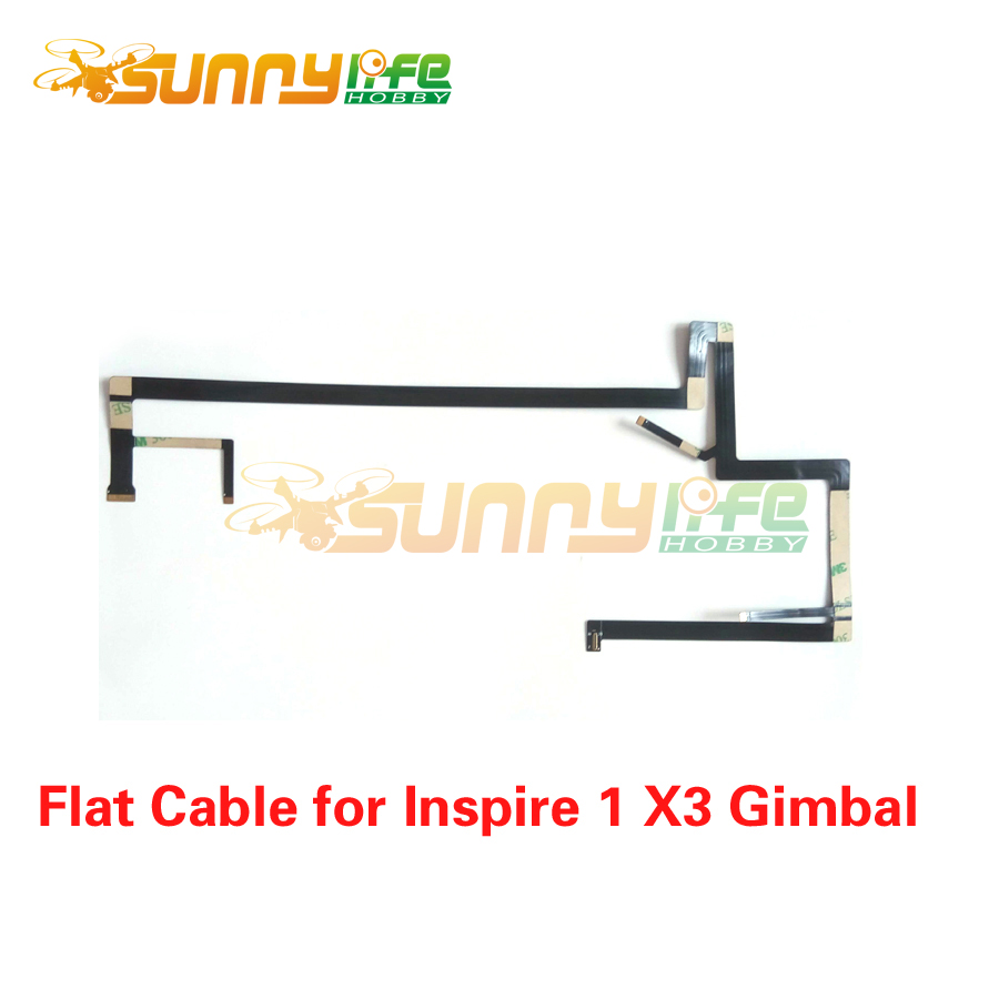 Inspire 1 X3 Gimbal Flat Cable Gimbal Protector Protection Flat Wire Repairing Accessory for DJI Inspire 1 Zenmuse X3 Gimbal