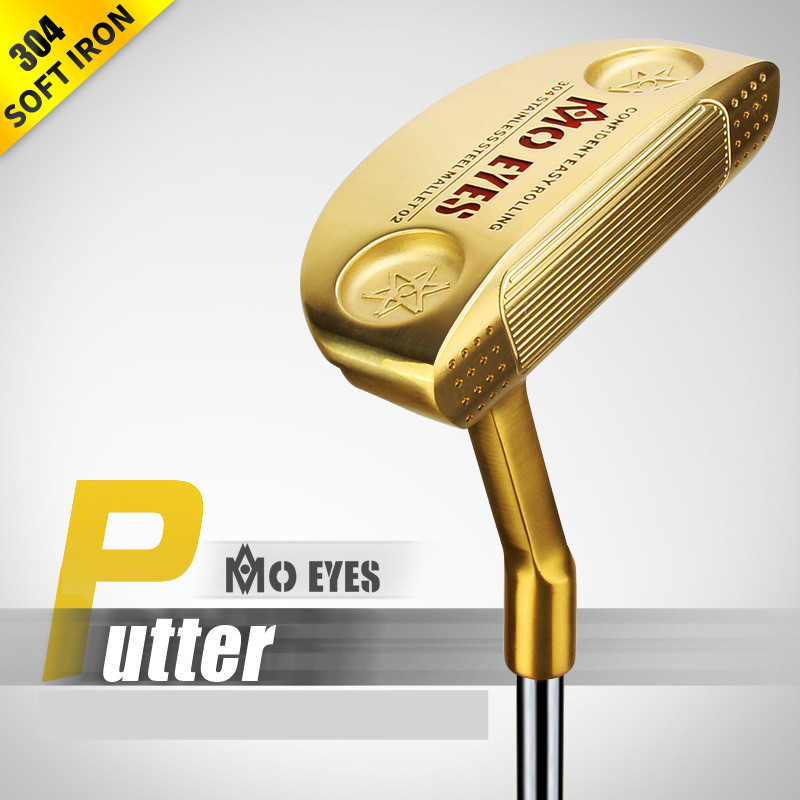 Système de ciblage concis de putter de club de golf professionnel de PGM 304 bâti mou de fer - 2