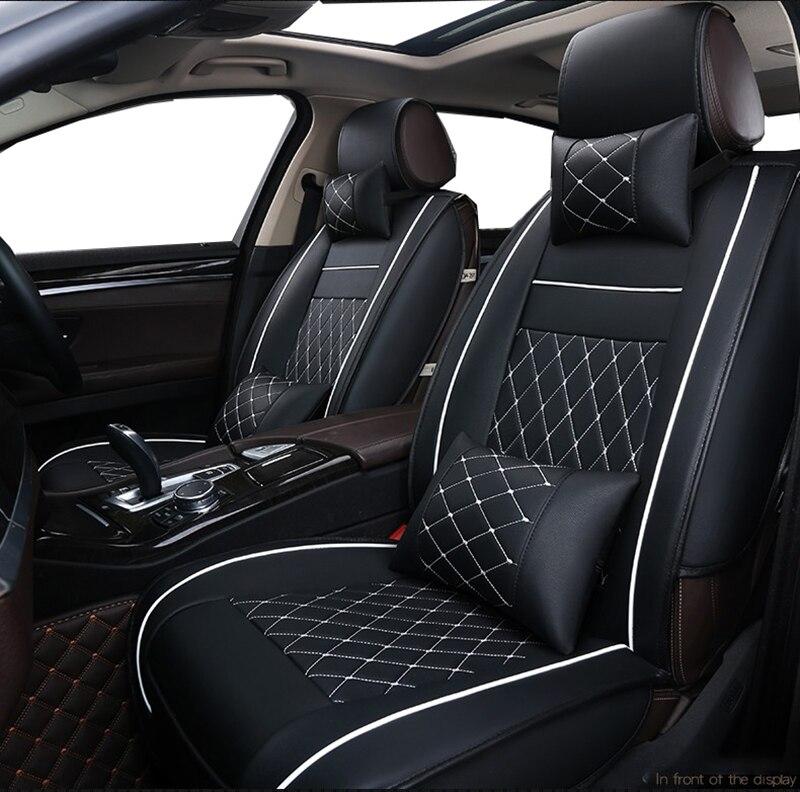 ETOATUO Car-Seat-Cover Ranger Universal Focus Mk2 Mondeo Mk3 for Fiesta Mk4 Kuga Fusion