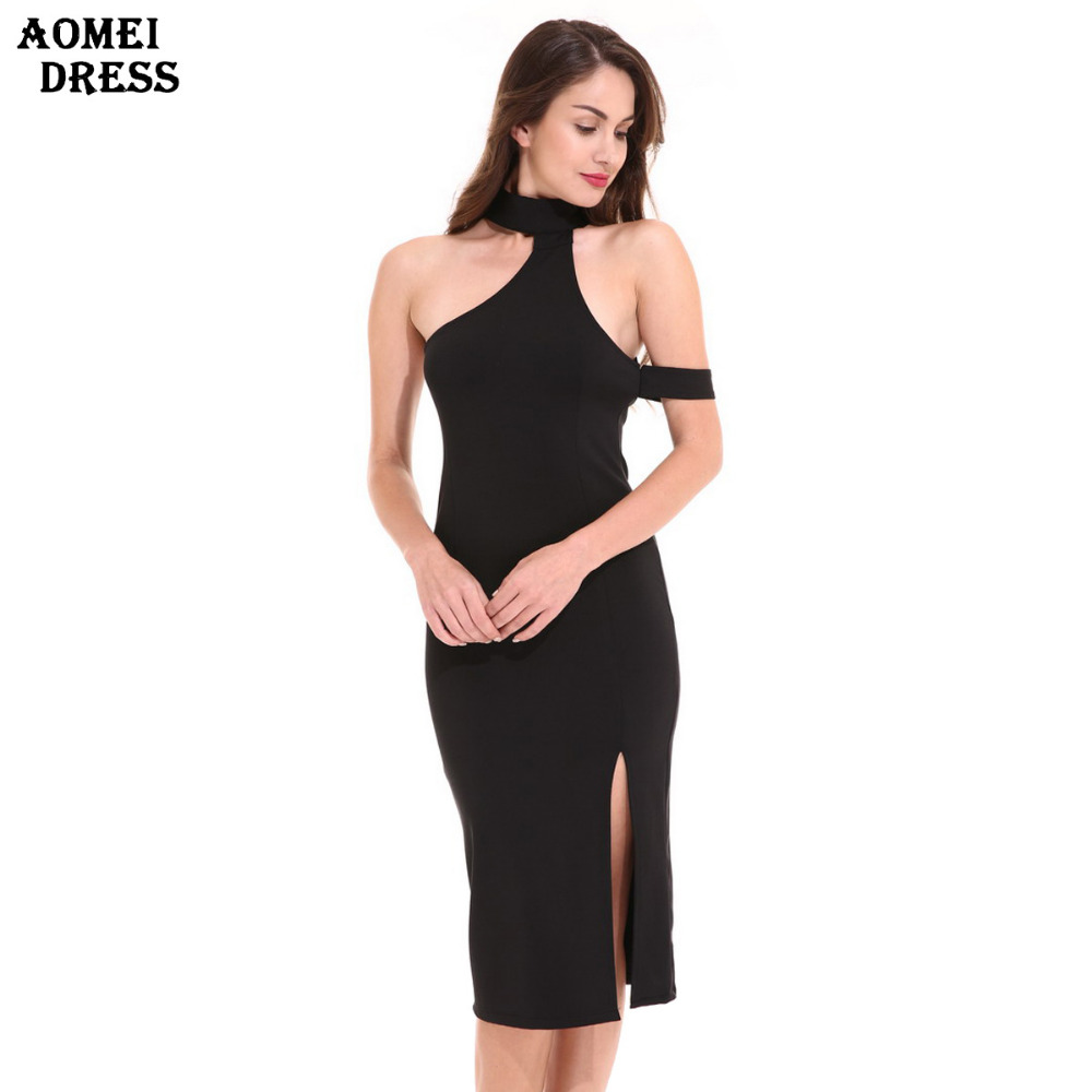 Buy halter tight dress and get free shipping on AliExpress.com 4ce2909b4e9b