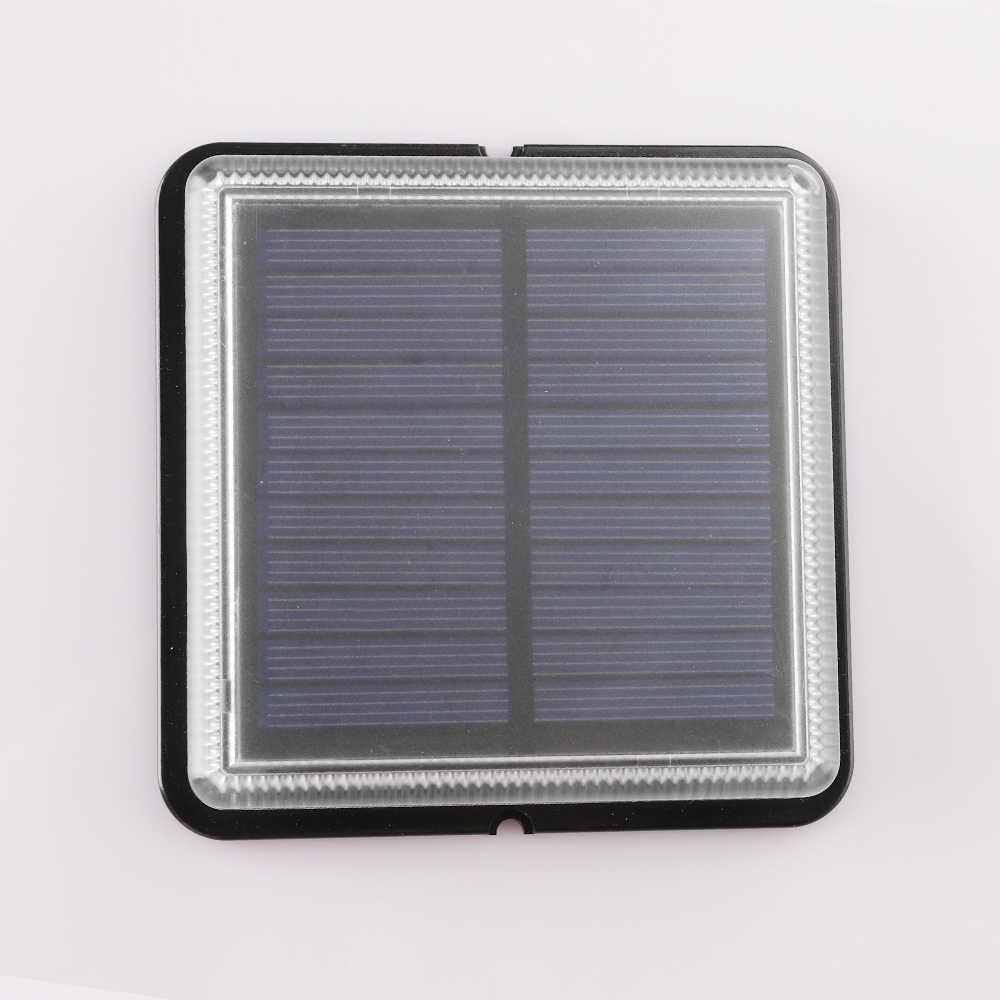 ドロップシッピング屋外 Led ソーラー地下ランプ 1 個防水階段ライトウォール組み込み照明ステップデッキフットライト IP68