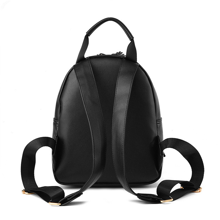 ZOQW Fashion Leather Backpack Female Small Backpacks For Teenage Girls  Preppy Student School Bag Travel Bagpack sac a dos WYQ697-in Backpacks from  Luggage ... 7e1c75df25