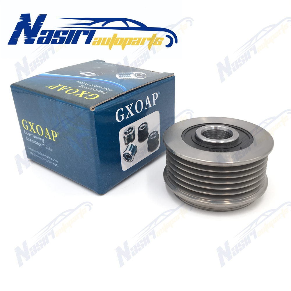 overrunning alternator pulley for ford c max galaxy mondeo. Black Bedroom Furniture Sets. Home Design Ideas