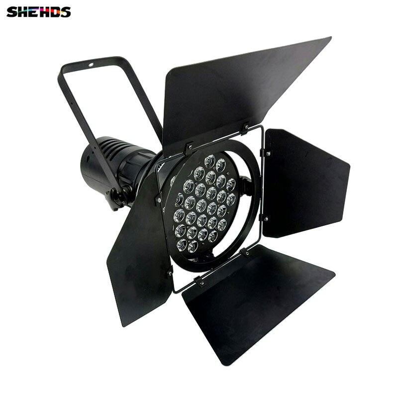 Car Exhibition Hall Lighting LED Par 31x10WDh Spotlight DMX Channels For Auto Show DJ Disco Stage Light