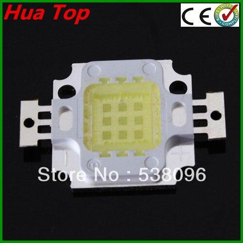 Sıcak satış Lampada 30 adet/grup 10 W 900LM güneş epistar Çip Ampul IC SMD lamba ışığı Beyaz/Sıcak Beyaz Yüksek güç Çip cilalar lamba