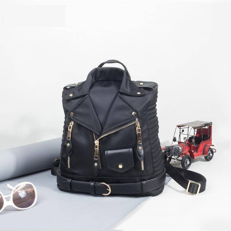 Новинка, Оксфорд, водонепроницаемая куртка, сумка, персональный Черный Рок, большая емкость, Противоугонный рюкзак, унисекс, дорожная сумка на плечо, так классно