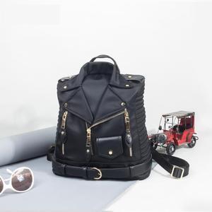 Image 1 - Yeni Oxford su geçirmez ceket çanta kişilik siyah kaya büyük kapasiteli anti hırsızlık sırt çantası Unisex seyahat omuz çantası çok serin