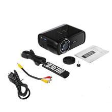 LESHP Multi-media LED Video Projector 1080P HD Office Home Cinema BL-80 1000:1