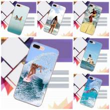 For Samsung Galaxy A3 A5 A7 J1 J2 J3 J5 J7 2015 2016 2017 Soft Silicone TPU Transparent Phone Case Unique Billabong Surfboards(China)
