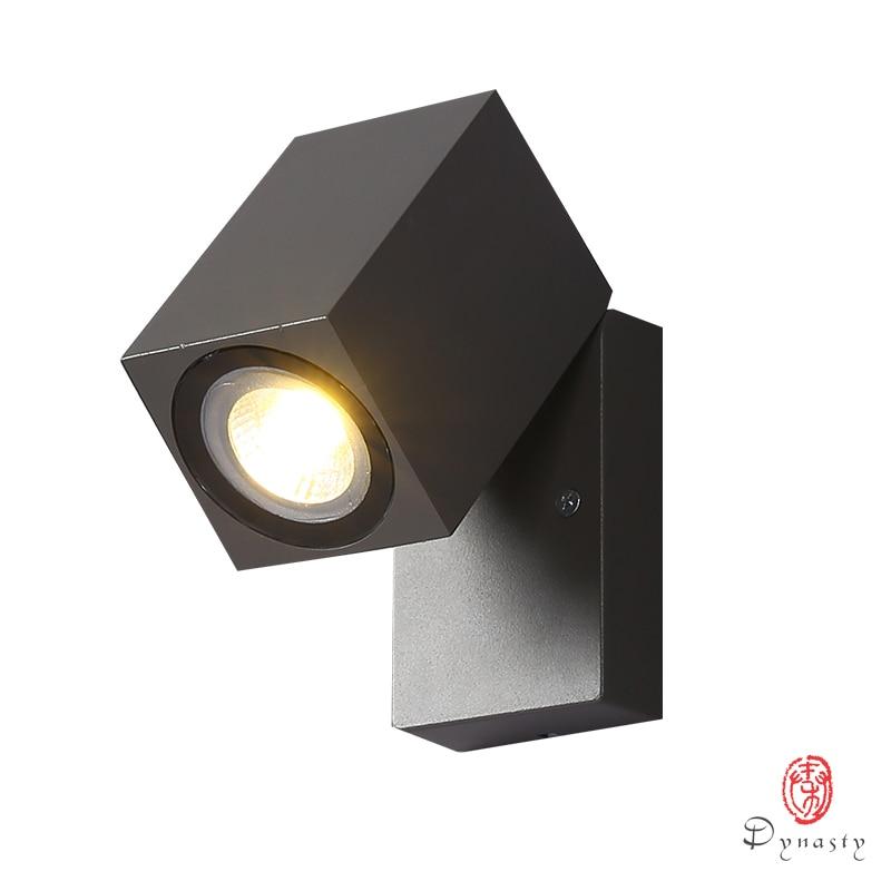 Adjustable Wall Lights 180 Angle Outdoor& Indoor Wall Lamp ...