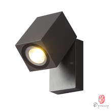 Adjustable Wall Lights 180 Angle Outdoor& Indoor Lamp Contemporary Spot Mounted Library Museum Exhibition Hall