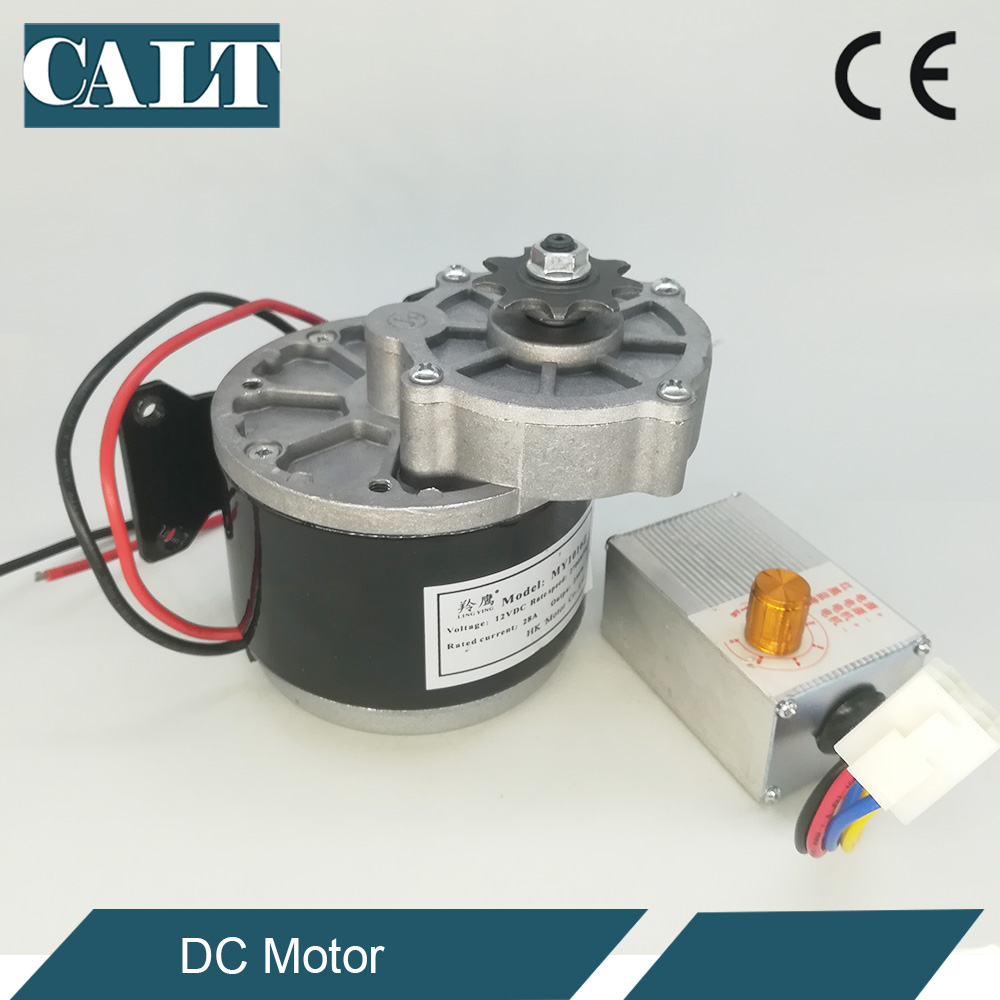 Low price 12v 24V 250W Electric Bike Motor MY1016Z Brush DC Motor image