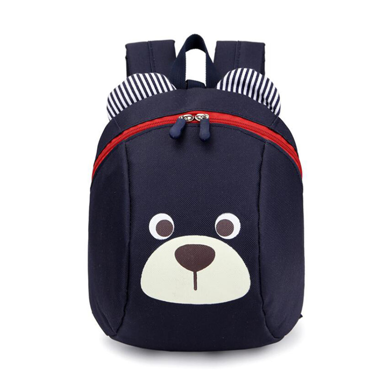 NEW Cute Little Bear Children's Backpack Lovely cartoon animal School Bags For Boys Girls kindergarten bag baby bags 4 colors touch glass touch screen panel new for dsc06466