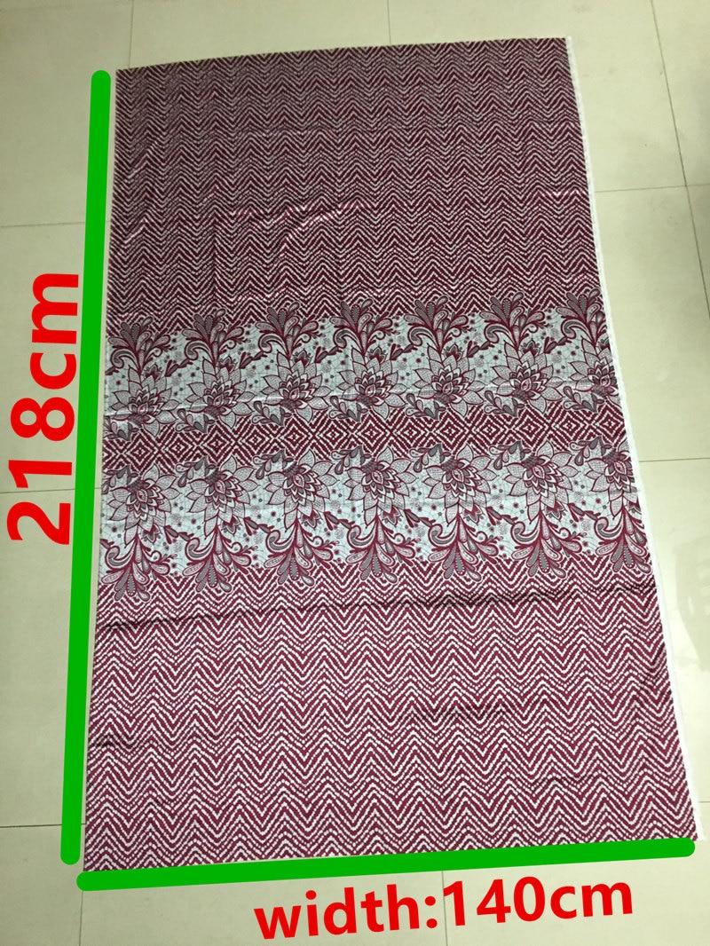 Tissu en soie extensible spandex matière de robe en satin Charmeuse, largeur: 140 cm, épaisseur: 19mm, vente par 1 motif (140*218 cm)-in Tissu from Maison & Animalerie    1