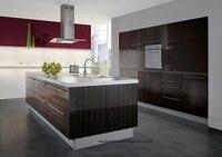 Melamine Mfc Kitchen Cabinets LH ME062