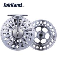70 80 90 100mm 3BB fly fishing reel Combo Aluminum carretilha de pesca 1/2 3/4 5/6 7/8 fish reel with Spare Spool 2 styles coils
