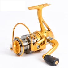 Gold King AF reel 6-axis local gold spinning wheel throwing fishing line