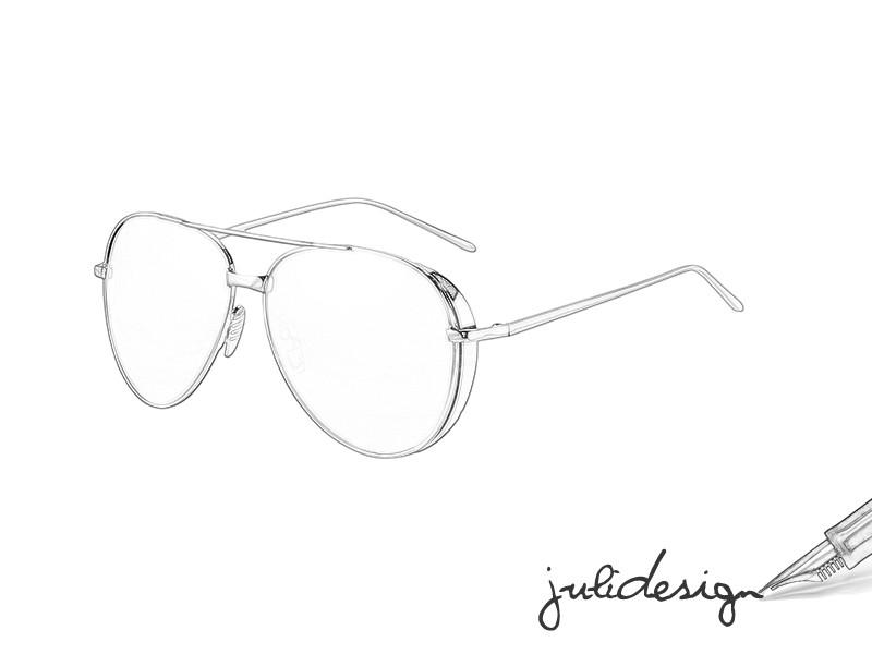 67855f8849e34 JULI Steampunk Sunglasses Women Fashion Pilot Men Sunglasses Women Brand  Designer Girls Sun Glasses Metal Punk Oculos De Sol