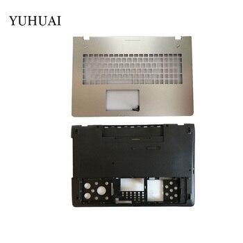 Новый чехол для ноутбука для ASUS N76 N76V N76S N76VM Palmrest верх/нижней чехол