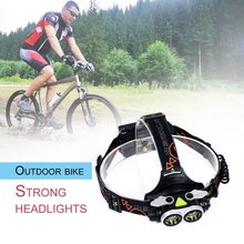 7305-A LED Headlamp L2 Rechargeable Headlight Flashlight Zoomable Bicycle Head Light Outdoor XM-T6 SOS Emergency Headlamp