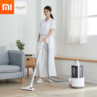 2019 xiaomi Deerma multi function wet and dry Bucket vacuum cleaner detachable large capacity with 18,000Pa strong suction
