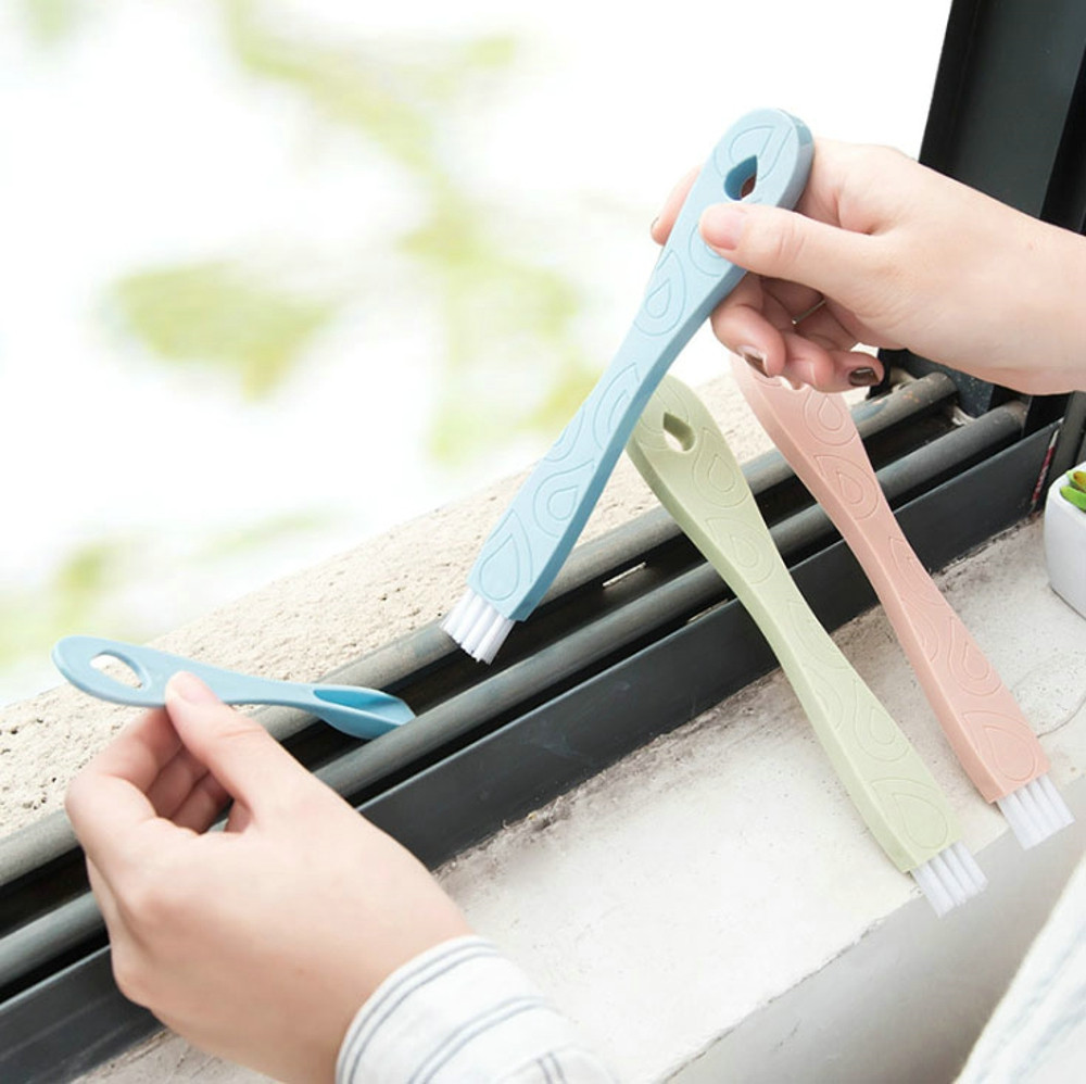 Car Accessories interior Multifunctional Brush Ultra-thin laptop Cleaning Brush For Laptops Notebooks Window Kitchen keybords