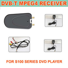 WITSON Car Mobile DVB-T MPEG4 TV Receiver Digital TV Box for car DVD—–For A8 Chipset S100 Series Car DVD only