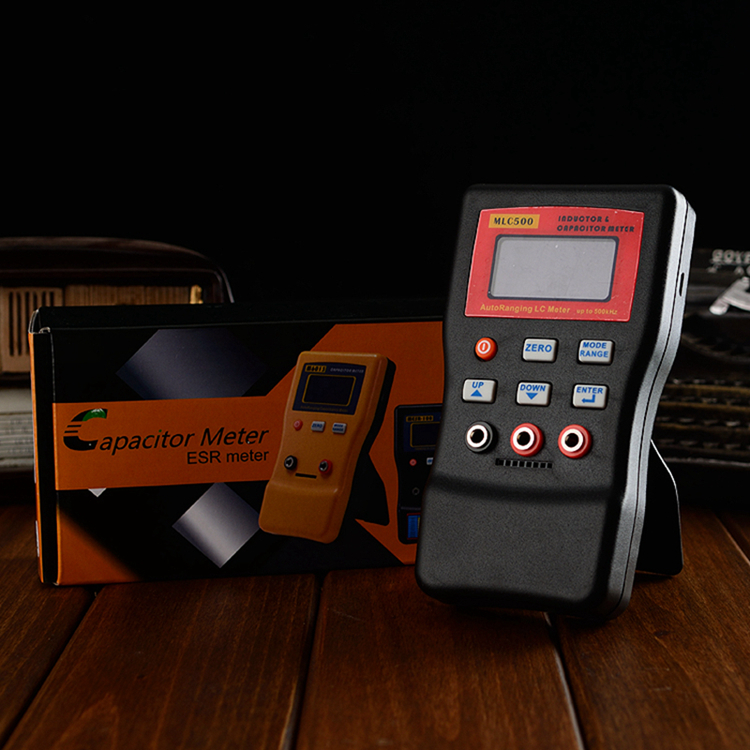 Multimetro di induttanza di oscillazione del tester 500KH LC RC del - Strumenti di misura - Fotografia 2