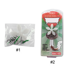 10pcs Bathroom Sewer Filter Kitchen Sink Cleaners Anti Clogging Floor Wig Removal Clogs Tools